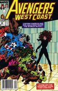 Avengers West Coast (1985) 48