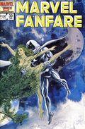 Marvel Fanfare (1982 1st Series) 30