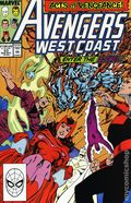 Avengers West Coast (1985) 53