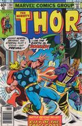 Thor (1962-1996 1st Series Journey Into Mystery) 284