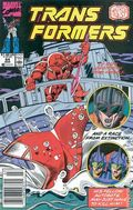 Transformers (1984 Marvel) 64