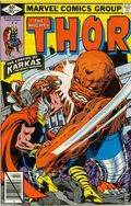 Thor (1962-1996 1st Series Journey Into Mystery) 285