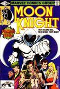 Moon Knight (1980 1st Series) 1