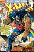 Uncanny X-Men (1963 1st Series) 288