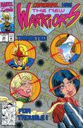 New Warriors (1990 1st Series) 35