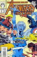 Avengers West Coast (1985) 96