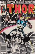 Thor (1962-1996 1st Series Journey Into Mystery) 334