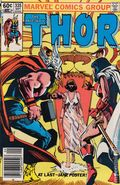 Thor (1962-1996 1st Series Journey Into Mystery) 335