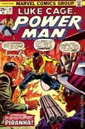 Power Man and Iron Fist (1972 Hero for Hire) 30