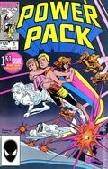 Power Pack (1984 1st Series) 1