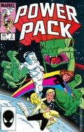 Power Pack (1984 1st Series) 2