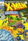 Uncanny X-Men (1963 1st Series) 72
