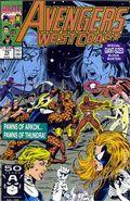 Avengers West Coast (1985) 75