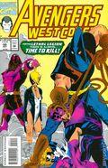 Avengers West Coast (1985) 99