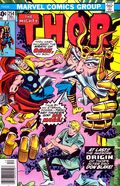 Thor (1962-1996 1st Series Journey Into Mystery) 254