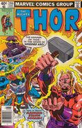 Thor (1962-1996 1st Series Journey Into Mystery) 286