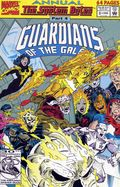 Guardians of the Galaxy (1990 1st Series) Annual 2