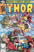 Thor (1962-1996 1st Series Journey Into Mystery) 296