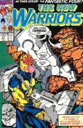 New Warriors (1990 1st Series) 17
