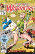 New Warriors (1990 1st Series) 30