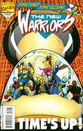 New Warriors (1990 1st Series) 50D