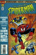 Amazing Spider-Man Friends and Enemies (1995) 1