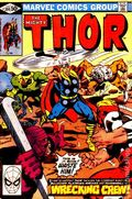 Thor (1962-1996 1st Series Journey Into Mystery) 304