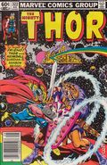 Thor (1962-1996 1st Series Journey Into Mystery) 322