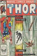 Thor (1962-1996 1st Series Journey Into Mystery) 324