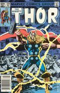 Thor (1962-1996 1st Series Journey Into Mystery) 329B