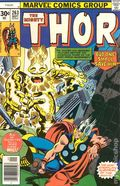 Thor (1962-1996 1st Series Journey Into Mystery) 263