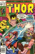 Thor (1962-1996 1st Series Journey Into Mystery) 264