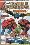 Transformers (1984 Marvel) 1st Printing 37
