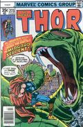Thor (1962-1996 1st Series Journey Into Mystery) 273