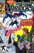 New Warriors (1990 1st Series) 20