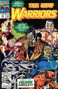 New Warriors (1990 1st Series) 21