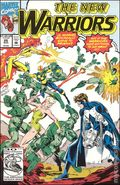New Warriors (1990 1st Series) 26
