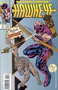 Hawkeye (1994 2nd Series) 4