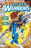 New Warriors (1990 1st Series) 27
