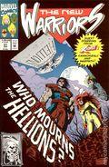 New Warriors (1990 1st Series) 31