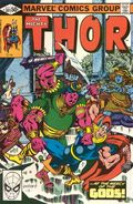 Thor (1962-1996 1st Series Journey Into Mystery) 301