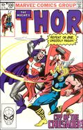 Thor (1962-1996 1st Series Journey Into Mystery) 330