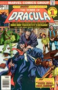Tomb of Dracula (1972 1st Series) 49