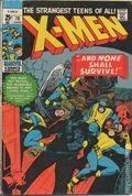 Uncanny X-Men (1963 1st Series) 70