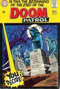 Doom Patrol (1964 1st Series) 121