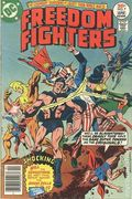 Freedom Fighters (1976 DC) 7