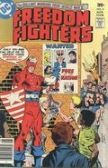Freedom Fighters (1976 DC) 9