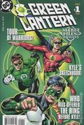 Green Lantern Secret Files (1998) 1
