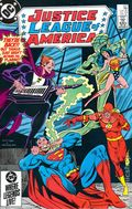 Justice League of America (1960 1st Series) 237