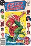Justice League of America (1960 1st Series) 242